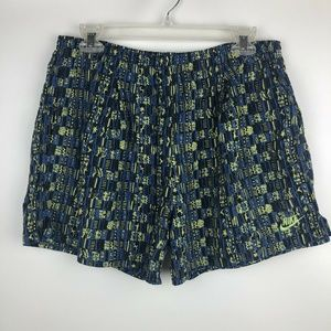 VTG Nike Retro All Over Print Swim Shorts